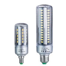 E14 Led Lamp E27 SMD 5736 LED Corn Bulb Light AC 85V-265V Aluminum PCB 5W 7W 9W 15W 20W 25W bombillas led Christmas Lighting()