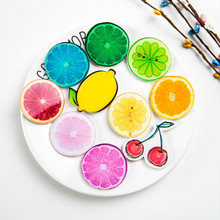 10 Pcs/set New Lovely Cute Fruit Fridge Magnet Refrigerator Magnets Stickers Magnetic Home Accessories Kids Gift