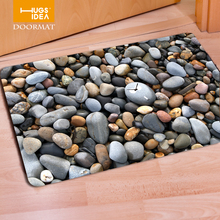 New Carpets Cartoon Big Stone Series Bedroom Carpet Bath Mats Super Soft Floor Door Mat Thin Tapetes Para Casa Indoor Print Mats