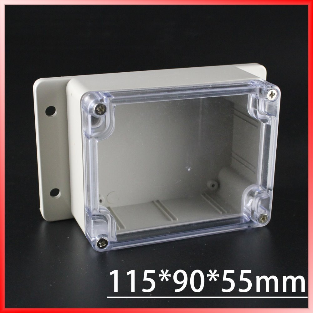 115*90*55mm Waterproof Sealed Enclosure Case DIY Junction Box<br><br>Aliexpress