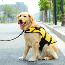 2Colors Oxford Dogs Pet Swimwear Pet Rescue Body Clothing Dog Swim Suit Beach Dog Pet Life Jackets For Small Dogs Pet Supplies