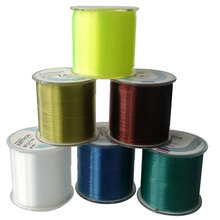 5 Color 500m 4LB-40LB Fishing Line Quick Sink Japan Series Super Strong Nylon Monofilament Carp Fishing Line Saltwater pesca
