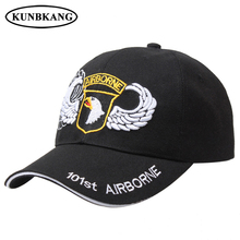 Summer Casual Male USA Army Tactical Baseball Cap Gorras Men Women Black Embroidery Cotton Navy Snapback Caps Golf Hat Casquette