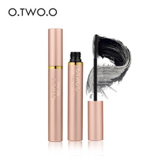 O.TWO.O 2kinds Brush Mascara Long Black Lash Eyelash Extension Eye Lashes Brush Makeup(China)