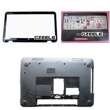 NEW Bottom Base Case Cover for DELL Inspiron 15R N5110 M5110 PN: 005t5 &Palmrest upper case  cover&LCD Display Screen Bezel