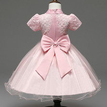 Kids Gown Design Designer Girl Wear Party Wedding Evening Dress Summer Toddler Ball Gowns tutu Cocktail Dresses Clothes China