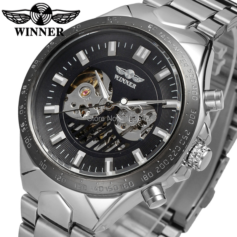 Newest Business Watches Men Hotsale  Automatic Men Watch Shipping Free WRG8067M4T4<br>