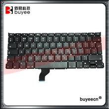 A1502 UK Keyboard 2013 2014 2015 For Macbook Retina Pro 13 Inch A1278 Laptop English Layout Version Keyboards Replacement