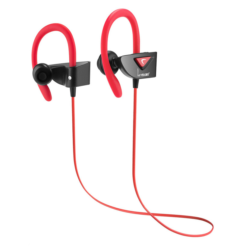 Factory Price Binmer VEGGIEG V8 Bluetooth Wireless Sports Earphones Bluetooth 4.1 Headphones bluedio h Sept23 High Quality<br><br>Aliexpress