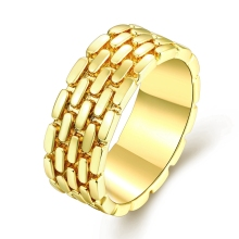 Fashion Wedding Rings For Women Gold Color Engagement Ring Punk Bijouterie Anel Em Ouro Body Jewelry Grosse Bague Kzcr198