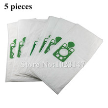 5 pieces/lot Vacuum Cleaner Dust Bags Filter Bag Vacuum Cleaner Bag For Numatic HETTY JAMES NVM 2B Hepaflo NVQ 200T NVR 370