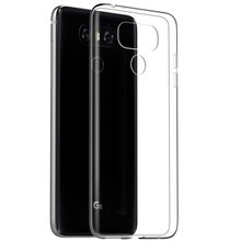 Ricestate Brand Ultra Thin Transparent clear TPU case shell For LG G6 LGG6 Clear TPU Soft Back cover For LG G6 mobile phone