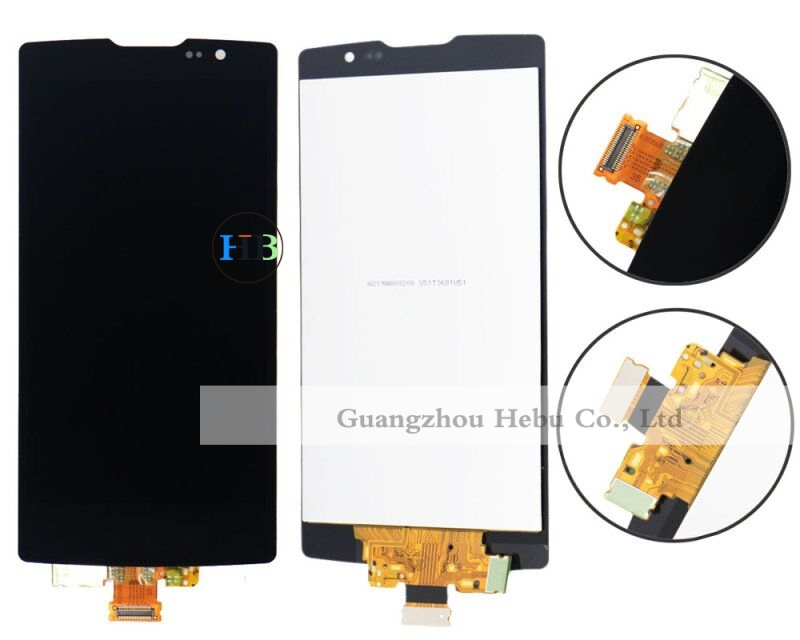 Brand New For LG Spirit H440N H440 C70 H442 H422 LCD Display Touch Screen Digitizer Assembly Repair Free Shipping 1pcs+tools<br><br>Aliexpress