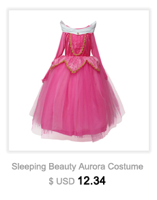 Gloves Sleeping Beauty Dress