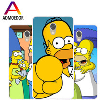 Lenovo vibe p2 Silicon Popular Cartoon Painting Soft TPU IMD Back Cover for Lenovo vibe p2 Transparent Phone Bags(China)