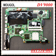 MOUGOL For HP DV9000 series 441534-001 Laptop motherboard mainboard Discrete graphics 100% working Free Shipping(China)