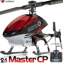 Free shipping Walkera Master CP with DEVO 7 lastest 6 axis Brushed 3D RC helicopter