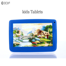 New one 7 inch Nice kids Tablet pc Android 4.4 Quad Core  Installed Best gifts for Children WiFi Tablets Pc 8GB Flash  tab pc