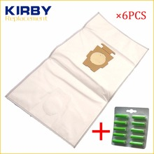 6pcs/lot High quality Kirby Universal Bag suitable for Kirby Universal Hepa Microfiber dust Bags for KIRBY Sentrial F/T