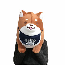 Free shipping Japan Mameshiba Sankyoudai loyal dog Shiba Inu three brothers toy doll baby girl boy kids birthday gift shop deco