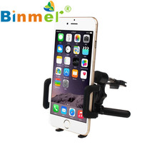 2017 Universal  Universal Car Air Vent Mount Holder Stand Cradle for iPhone6 Mobile Phone GPS support de telephone portable SP27