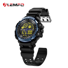Buy LEMFO LF21 Smart Watch Pedometer Smartwatch Needles Smartwatch Waterproof Sport Men Call & SMS Remind IOS Android Phone for $23.99 in AliExpress store