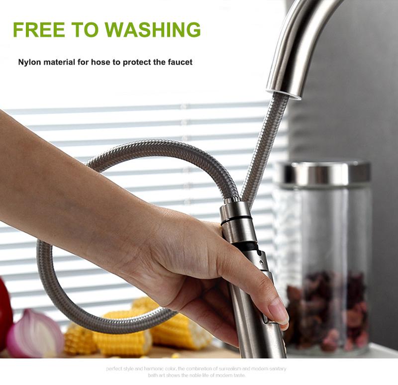 Touch Faucet Kitchen (15)