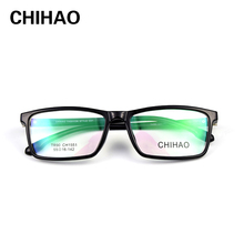 CHIHAO High Quality Glasses Men Retro Vintage Anti Blue Ray Prescription Glasses Women Optical Spectacle Frame Round 1551(China)