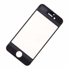 New Arrival 1pcs Front Screen Glass Lens Repair Replacement for Apple for iPhone 4 4S Hot