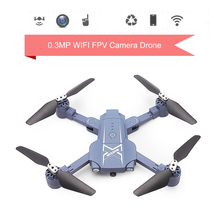HC629W Foldable RC Quadcopter Mini Drone RC Helicopter WiFi FPV With HD Camera Altitude Hold / Headless Mode VS H31 H36 X5C Dron