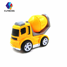 Kids Toy Car truck Scale Model truck children Toy Vehicles miniature truck plastic kids toys car toys for children Random Style(China)