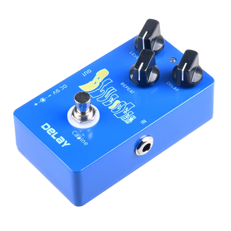 CP-19  Blue Ocean Delay Guitar Effects Caline NEW Guitar Delay Pedal Blue Ocean Delay True Bypass High quality Free Ship<br><br>Aliexpress