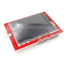 Touch Panel 2.4 inch TFT LCD Shield Module TF Reader Micro SD For Arduino Megas