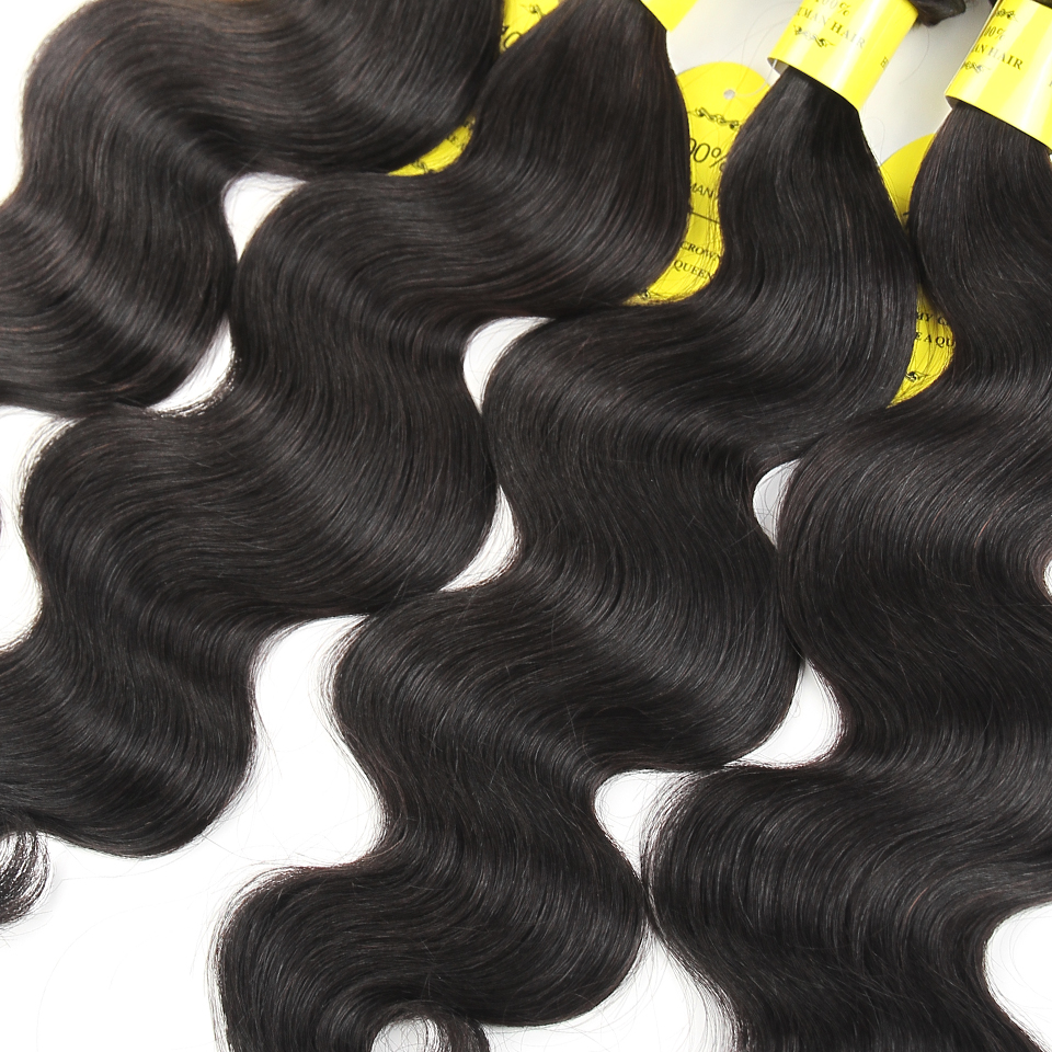 brazilian virgin hair with closure (2)