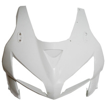 UPPER FRONT FAIRING COWL NOSE FOR HONDA CBR 600RR 2005 2006 CBR600 F5 05-06 ABS