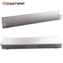 Rosimee Super Bass Wireless Bluetooth Speaker 10W TV PC Desktop Subwoofer SoundBar Stereo Speaker Altavoz port with FM
