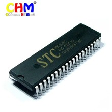 Wholesale 100pcs/lot STC89C52RC STC 89C52 DIP-40 Serial Programming (download) microcontroller FREE SHIPPING #F02206