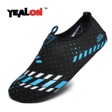YEALON Aqua Water Shoes Men Women Quick Dry Beach Outdoor Swimming Water Shoes Beach Skiing Swimming Shoes Yoga Shoes