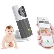Wireless Baby Monitor 2016 New mini ip camera 720P camera IR night vision 2 way audio wifi camera baby monitor support Max 32G(China)
