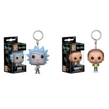 Funko POP Rick and Morty action Figure Collection Model Toy Cheap price with retail box(China)