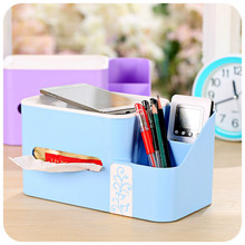 Multi-function Tissue Box Creative European Adjustable Towel sets Home Office Storage box organize Cosmetics Table Decoration