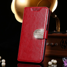 Buy Hot Sale! High android phone leather case cover BQ BQ-5054 Crystal case phone bag 5 colors choice stock for $3.79 in AliExpress store
