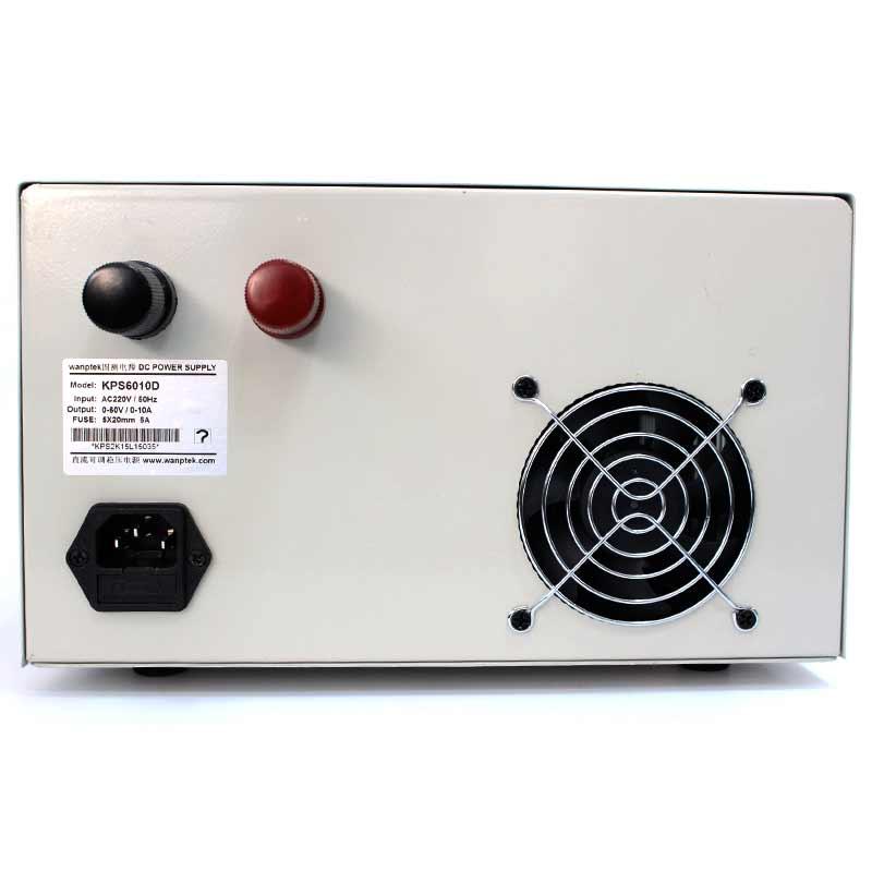 KPS6010D 60V 10A High Power Supply 600W 30V20A Laboratory Power SupplyAdjustable 0.01A Switch DC power supply (6)