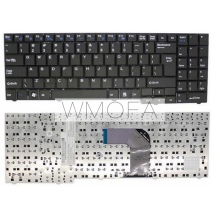 Russian laptop Keyboard FOR Clevo DNS ECS MB50 MB50II MB50IA MB50IA1 Black MP-09R16SU-3603 82B382-FM2028 RU