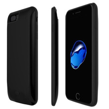 Luxury External Battery Charger Portable Power Bank Cover Case for iPhone 6 6s 7 plus 7plus 6plus 7500mAh Pack Charging Backup