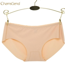 Chamsgend String Newly Design Women Seamless Sexy Underwear Briefs Comfy Lingerie Wear cute & low beauty 160318 Drop Shipping