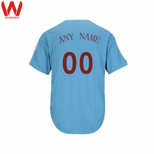 Custom Made Men's High Quality Stitched Logos&Name&Number Jerseys PHIPHILLIES(China)