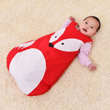 Child Sleeping Bags Newborn Baby Sleeping Bags Winter Thick Baby Sleepsacks 90cm Warm Thick Boy And Girl Saco De Dormir Infantil(China)