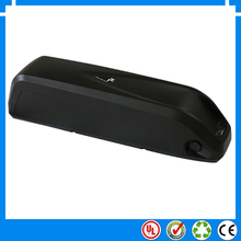 Eu no tax 48v 14AH Li-ion Electric Battery pack with black Case,BMS and Charger Electric Bicycle battery