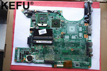 459565-001 449903-001 motherboard fit for HP DV6000 DV6500 DV6700 notebook PC board +free cpu(China)